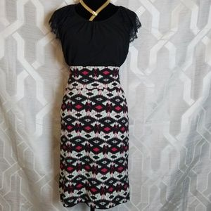 LulaRoe Cassie Fitted Skirt